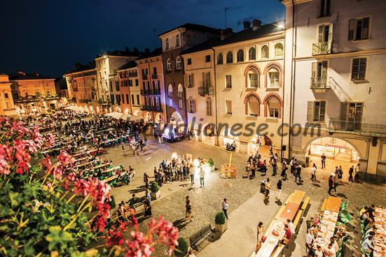 """Questa sera, la """"Notte bianca"""" a Savigliano"""