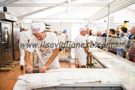 A Savigliano si inaugura la due giorni della Festa del pane