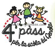"""Quat pass per la scola ed Genola"""""""