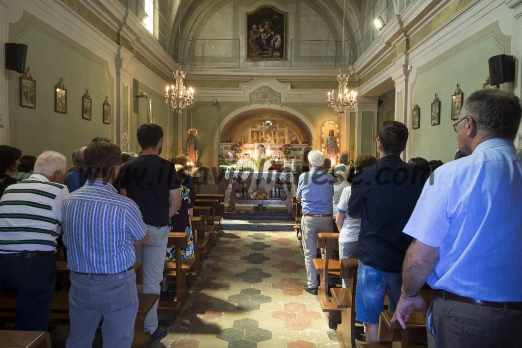 Iniziano i festeggiamenti di San Bernardo a Suniglia