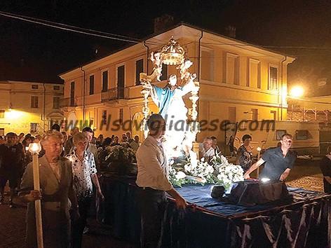 Comincia la festa patronale a Murello
