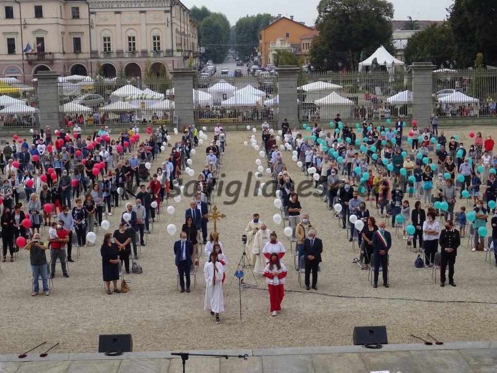 Festa dei beati racconigesi: primo evento post-lockdown