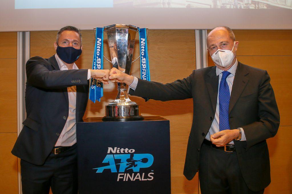 Presentate le Atp finals di tennis: i migliori del mondo a Torino