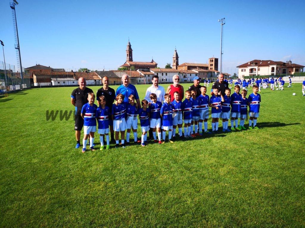 Con la maglia della Samp si sogna la Serie A